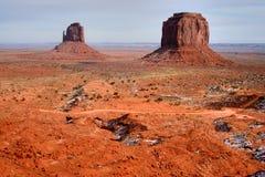 Monument Valley Arizona Navajo Nation Royalty Free Stock Images