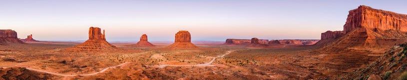 Monument Valley, Arizona, USA Royalty Free Stock Photography