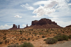Monument Valley, arizona, USA Royalty Free Stock Photos