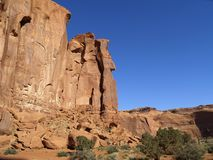 Monument Valley, Arizona, Usa Stock Images