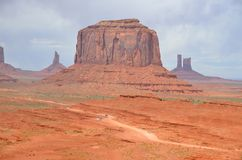 Monument Valley in Arizona USA Stock Photos