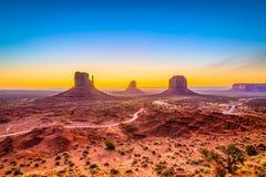 Monument Valley, Arizona, USA Stock Photo