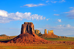 Monument Valley - Artist's Point Stock Images