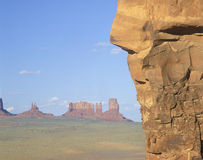 Monument Valley, AZ Stock Images