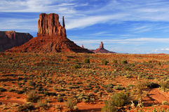 Monument Valley Beauty Stock Photo
