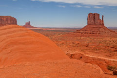 Monument Valley Beauty Stock Photography
