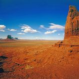Monument Valley, Arizona Stock Images