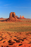 Monument Valley butte Stock Images