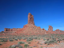 Monument in the Valley of the Gods Stock Images