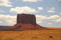 Monument Valley I Stock Photography