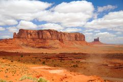 Monument Valley III Royalty Free Stock Photos