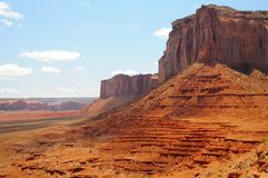 Monument Valley IX Royalty Free Stock Photos