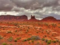 Monument Valley, Kayenta, Arizona Royalty Free Stock Photos