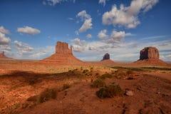 Monument Valley landmarks Stock Image