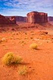 Monument Valley Landscape. Desert landscape in Monument Valley Tribal Park, Utah Stock Photography