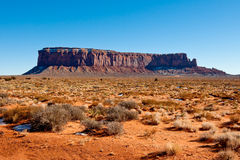 Monument Valley landscape Stock Images