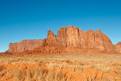 Monument Valley landscape Stock Image