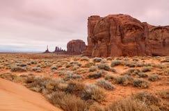 Monument Valley Landscape Stock Photos