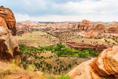 Monument valley landscape Stock Photo