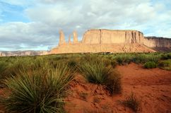 Monument valley landscape, USA Stock Image