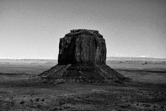Monument Valley Merrick Butte Royalty Free Stock Photos