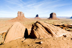 Monument Valley National Pak Stock Photos
