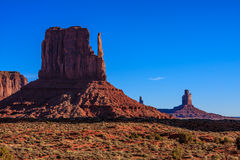 Monument Valley National Park. Amazing Daytime Image of Monument Valley royalty free stock photography