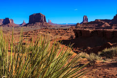 Monument Valley National Park. Amazing Daytime Image of Monument Valley stock image