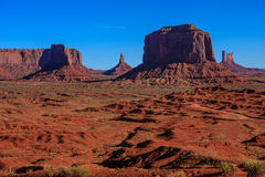 Monument Valley National Park. Amazing Daytime Image of Monument Valley royalty free stock photo