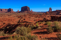 Monument Valley National Park Royalty Free Stock Photography