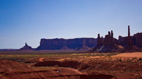 Monument Valley National Park, Arizona Royalty Free Stock Images