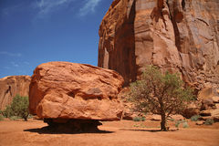Monument Valley National Park, desert in Utah, USA Royalty Free Stock Image