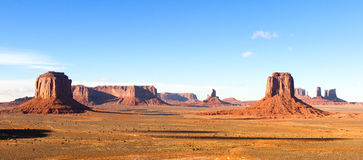 Monument Valley. National park usa royalty free stock photography