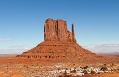 Monument Valley. National park usa Royalty Free Stock Photos