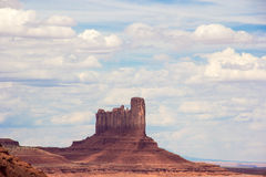 Monument Valley. National Park in Utah Stock Photography