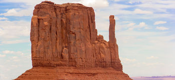 Monument Valley. National Park in Utah Royalty Free Stock Image