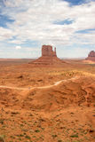 Monument Valley. National Park in Utah Stock Photos
