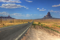Monument valley, Utah, America Royalty Free Stock Image
