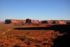Monument Valley Navajo Indian Tribal Park Panorama Stock Photos