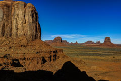 Monument valley, navajo nation Royalty Free Stock Photos