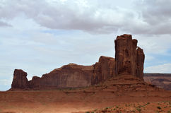 Monument Valley. Navajo Nation's Monument Valley Park Stock Photo