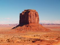 Monument Valley Navajo Tribal Park stock photography