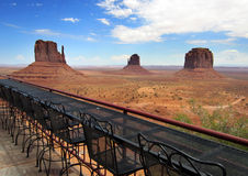Monument Valley Navajo tribal park Royalty Free Stock Photography