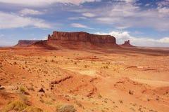 Monument Valley. Navajo Tribal Park, Arizona Royalty Free Stock Photography