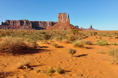 Monument Valley Navajo Tribal Park, Arizona, USA Stock Image
