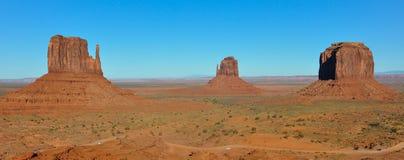 Monument Valley Navajo Tribal Park, Arizona, USA Stock Photography