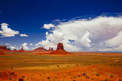 Monument Valley, Navajo Tribal Park, Arizona, USA Stock Photos
