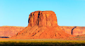 Monument Valley Navajo Tribal Park Stock Image