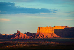 Monument Valley Navajo Tribal Park Royalty Free Stock Photos