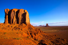 Monument Valley North Window view Utah Royalty Free Stock Images